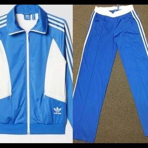 Adidas originals Sandra tracksuit NWT
